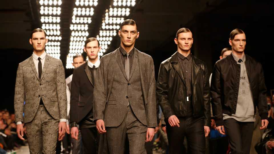 The 7 New Season Trends We Loved At London Collections: Men