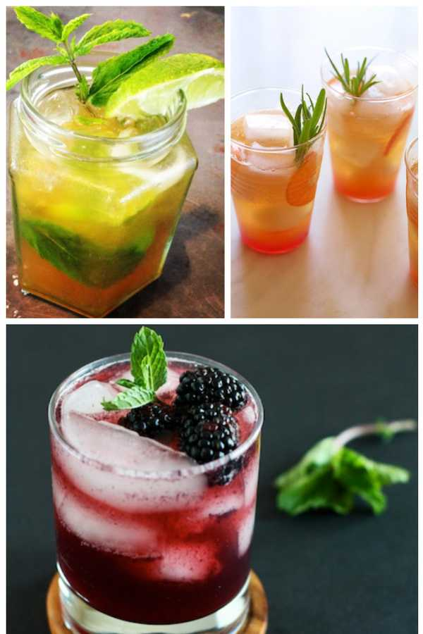 GALLERY: 5 Best Mocktails For January