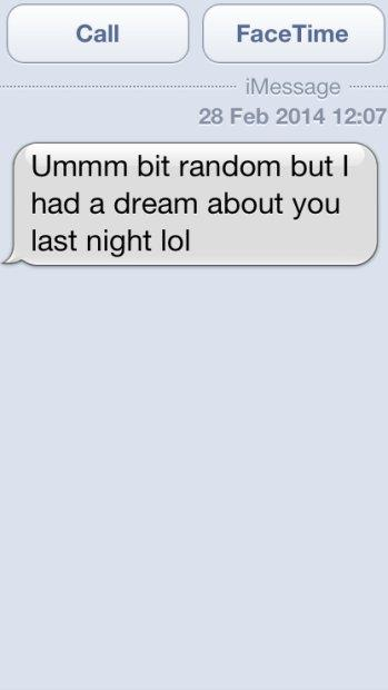 Cute messages to get your ex back