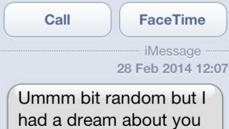 The Nine Texts Youll Get From Your Ex Grazia