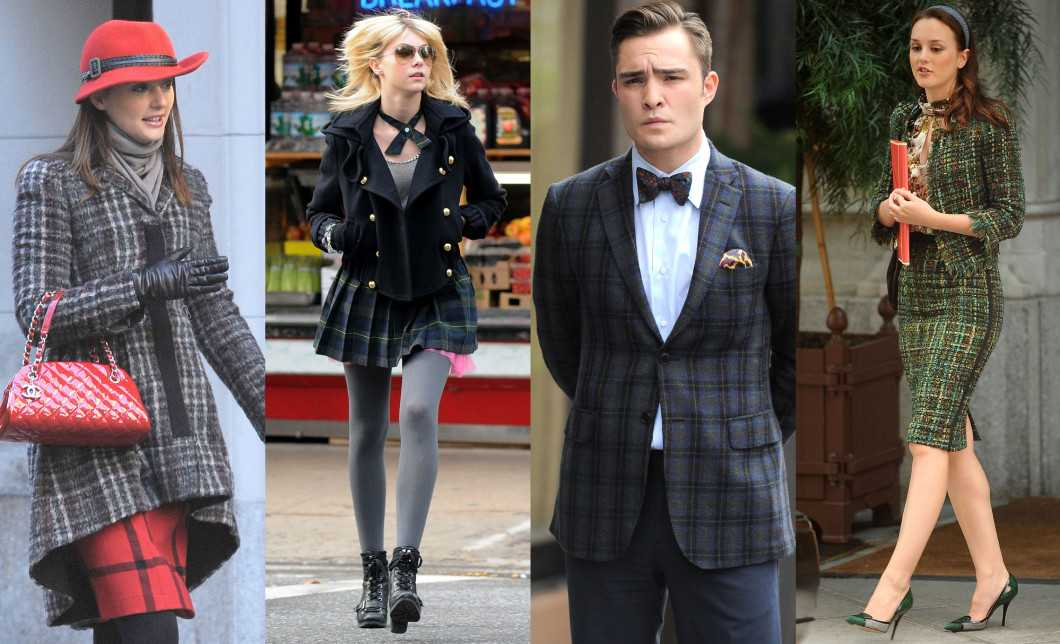 The Best Gossip Girl Outfits: A Look Back At The Upper East Sider\'s ...
