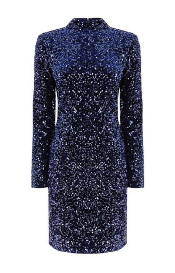 sequin party dress warehouse