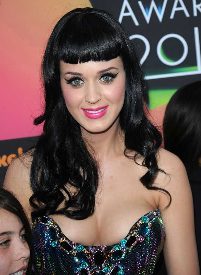 Fringes Katy Perry