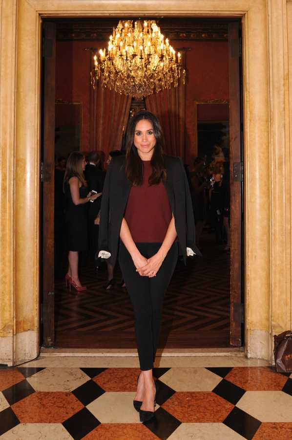 Meghan Markle's Wedding Hairdresser Was Recommended By Hollywood Royalty