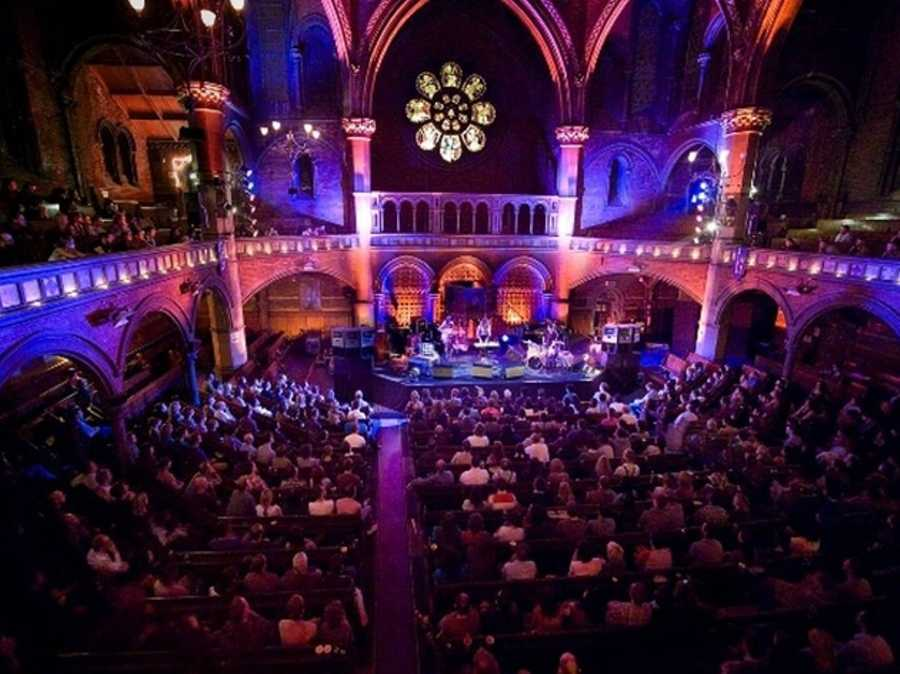 Carols By Candlelight At Union Chapel