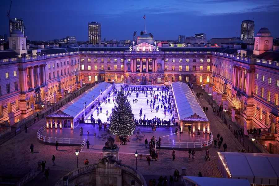 Skate Lates At Somerset House