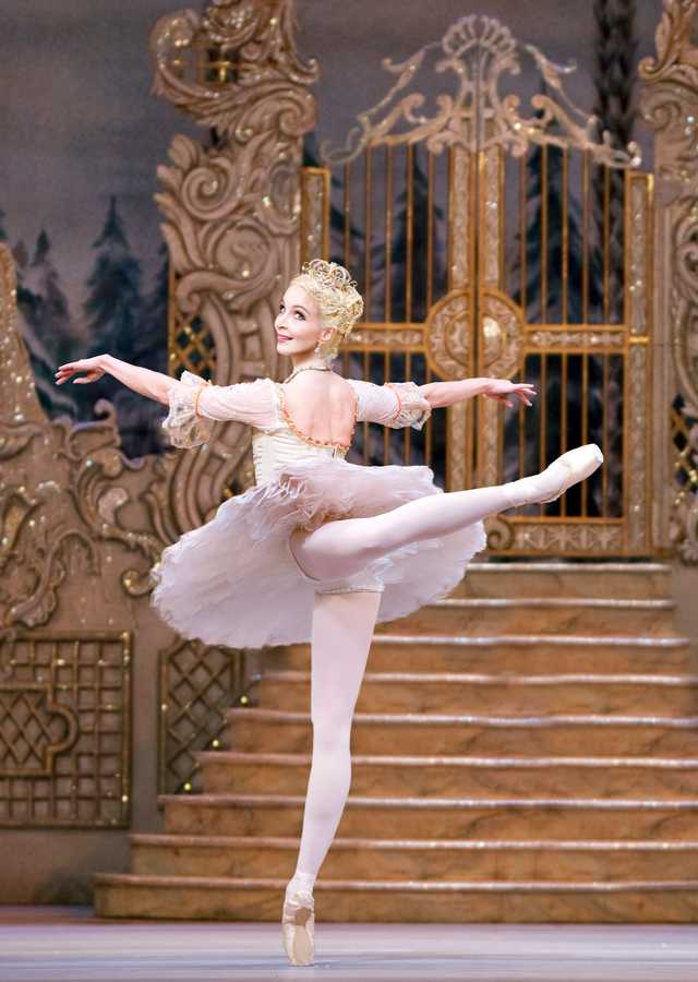 The Nutcracker At The Royal Opera House