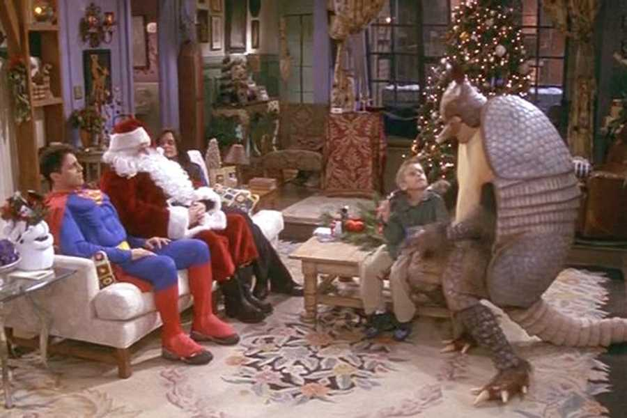 Friends – 'The One With The Holiday Armadillo'