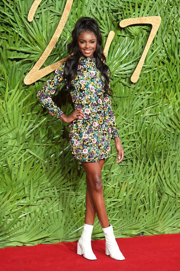 Leomie Anderson Style