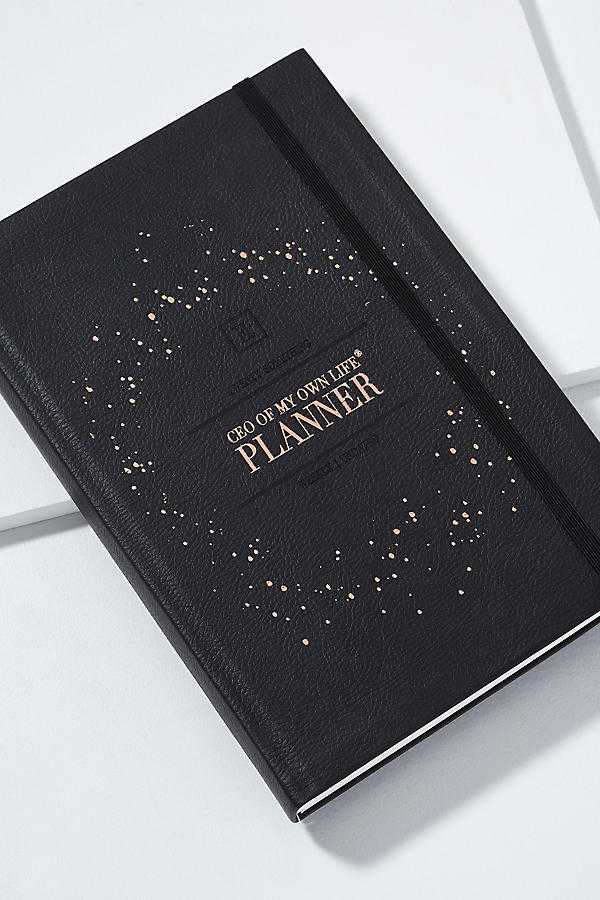 'CEO Of My Own Life' Planner