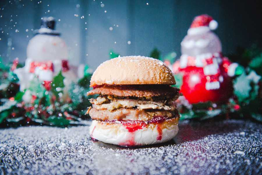 MEATliquor Christmas Menu