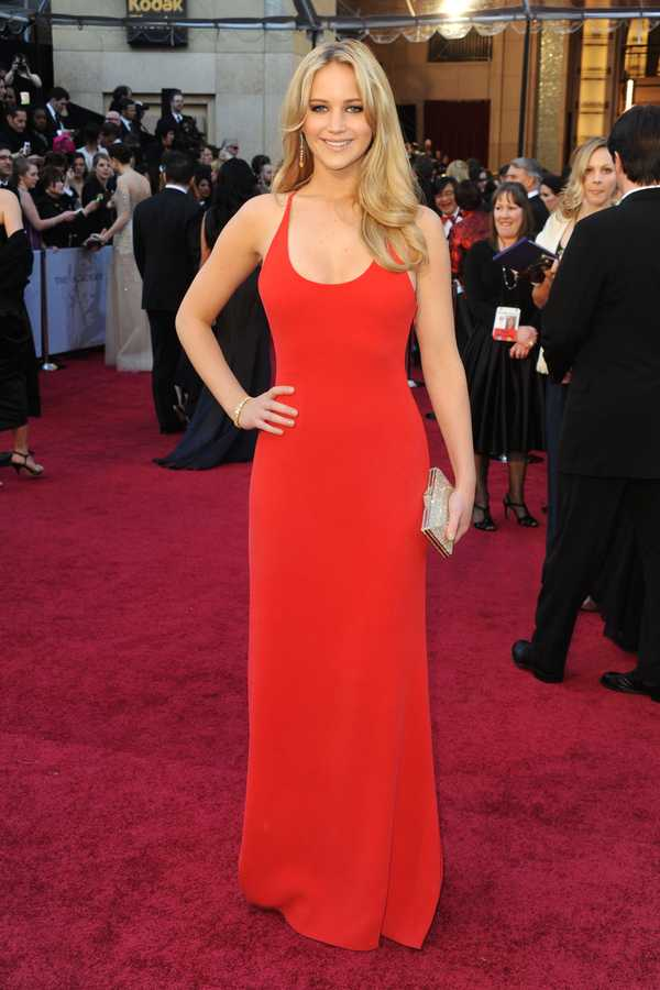 Jennifer Lawrence in 2011