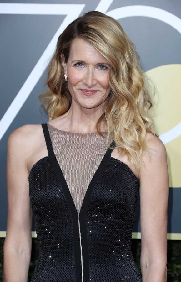 laura dern golden globes