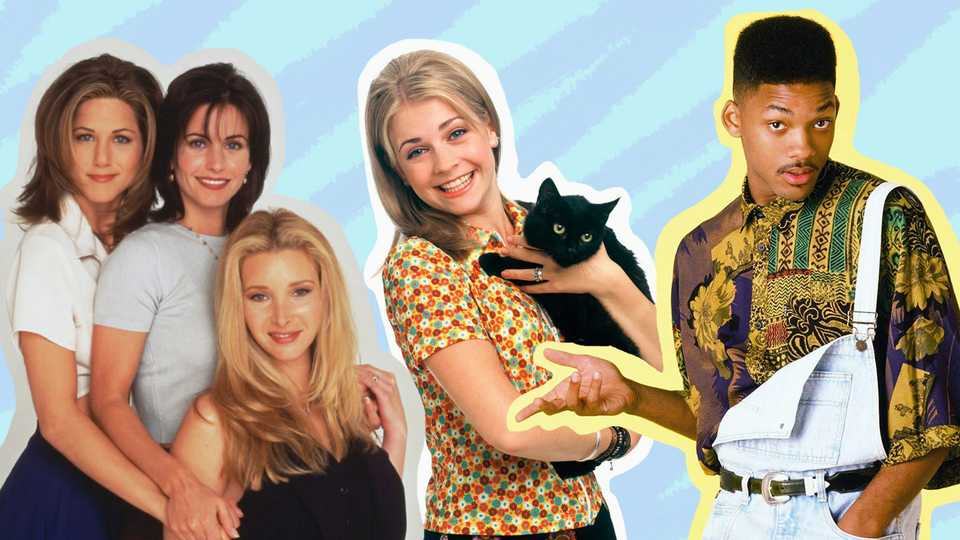 25 Tv Shows You Should Remember If You Were A True 90s Kid Grazia