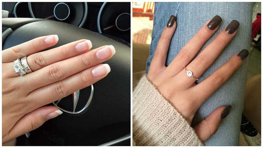 Ladies who get their nails done, what is your favorite nail shape ...