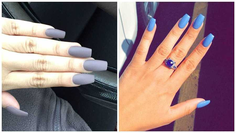 The 7 Different Nail Shapes Find What Suits You Grazia