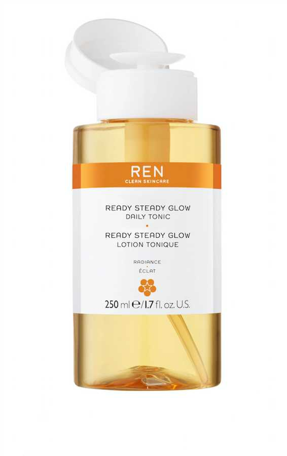 REN Ready Steady Glow Daily Tonic, £25