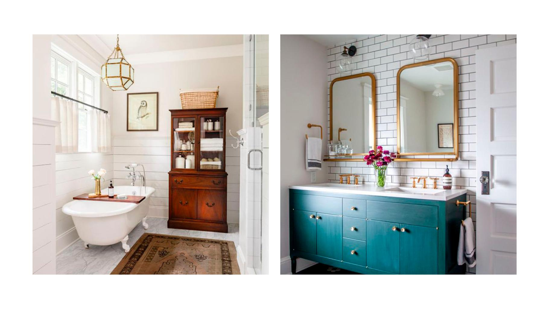 Hereu0027s Lots Of Pretty Pinterest Bathrooms To Drool Over And Dream About |  Grazia