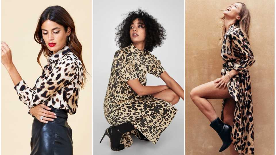 13 Leopard Print Pieces You Need Hanging In Your Wardrobe ...
