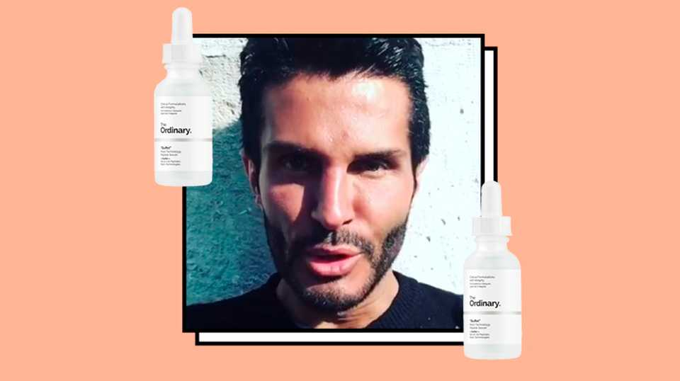 The Ordinary Founder Has Gone Rogue On The Brand s Instagram Feed ... 6be58ba51f
