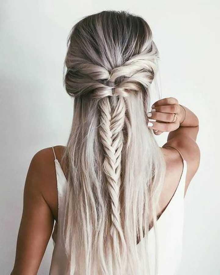 The Fishtail Plait: A Step-By-Step Guide And All The Inspo You Need ...