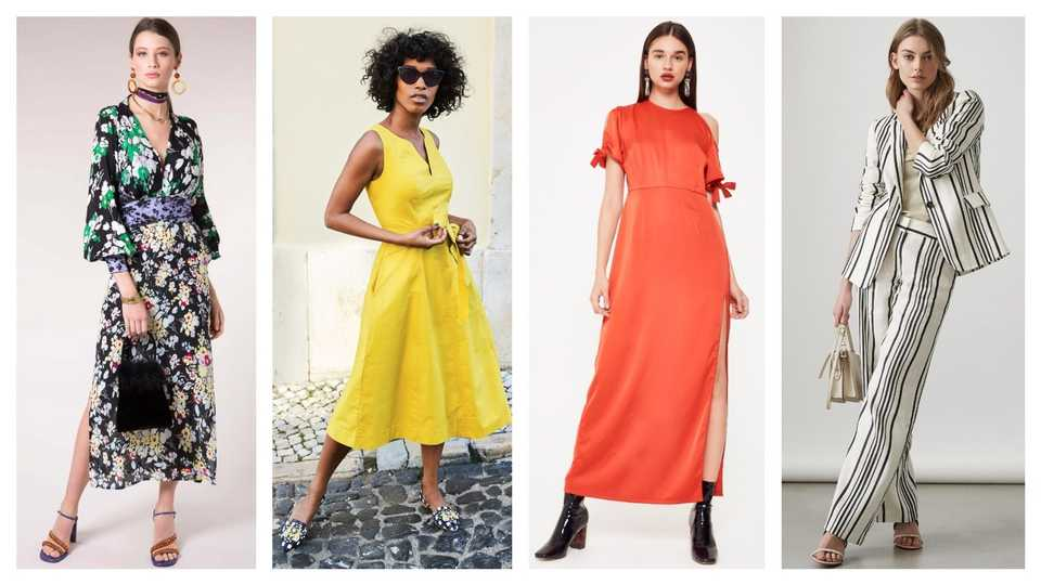 Stylish wedding guest dresses you 39 ll actually want to wear for Where to buy a wedding guest dress