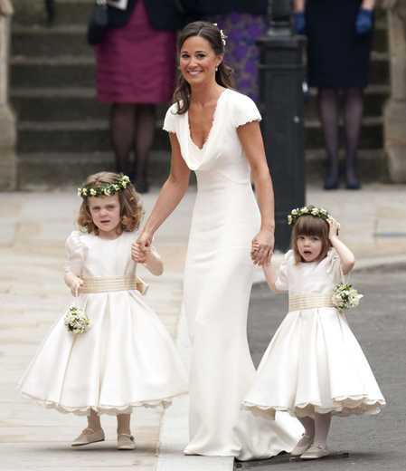 All The Spotlight-Stealing Bridesmaids And Page Boys From Royal Weddings Past