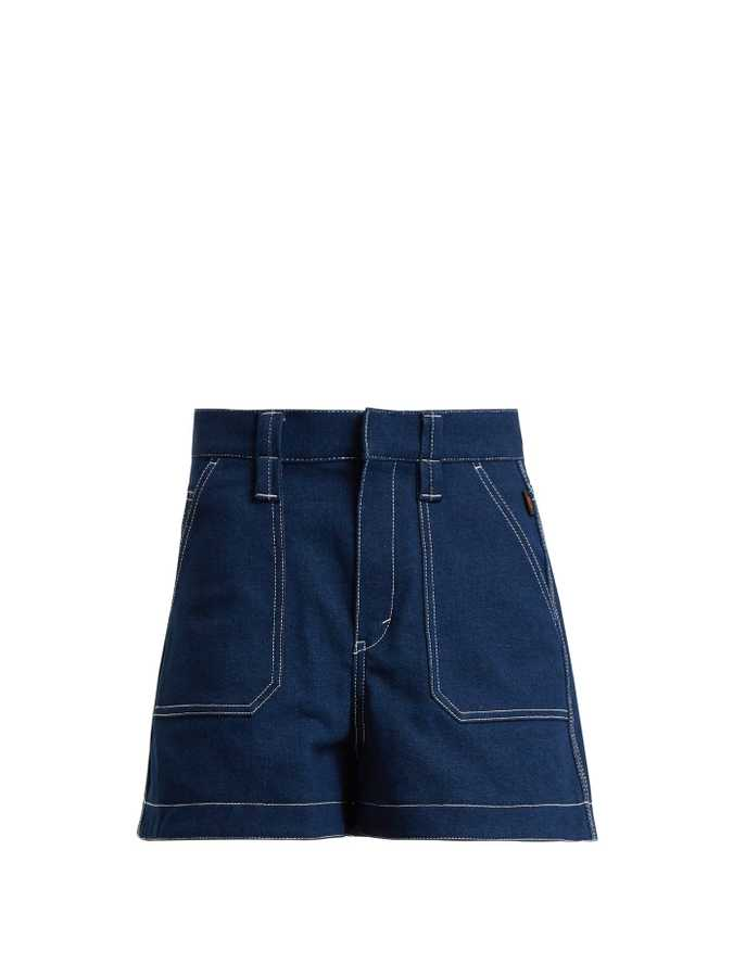 what to wear to work chloe shorts