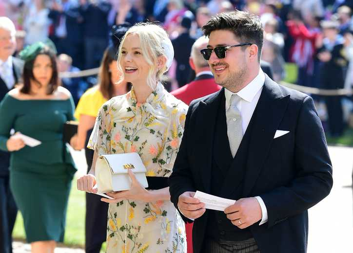 All The Royal Wedding Guests As They Arrive