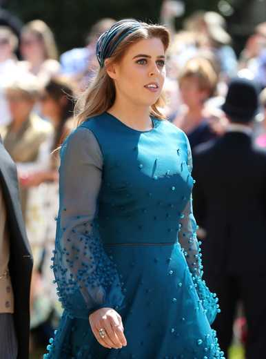 Princesses Beatrice And Eugenie's Hats Were Underwhelmingly Tasteful