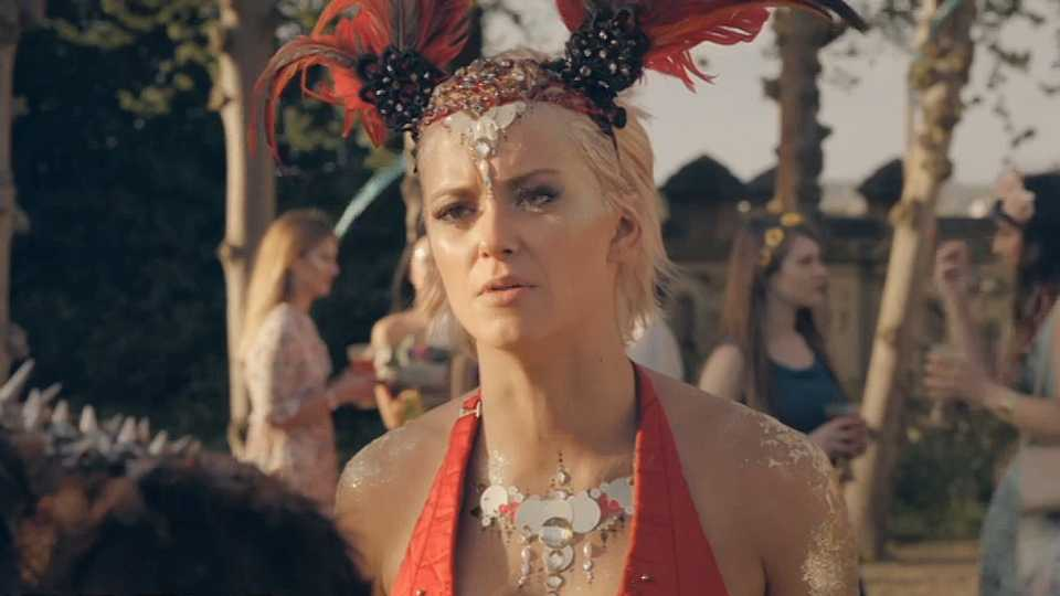Made In Chelsea 15.11: Biscuits Is On Sporty Form, Liv Is