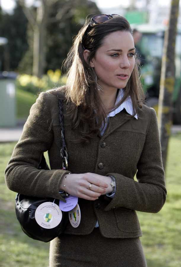 A Brief Guide To Kate Middleton's Rings | Grazia