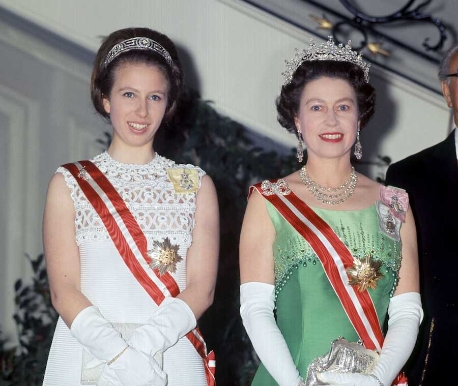 princess anne 1960s