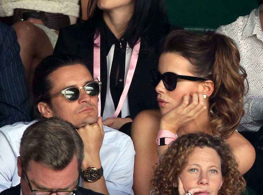 All The (Unlikely) Celebrity Appearences At Wimbledon