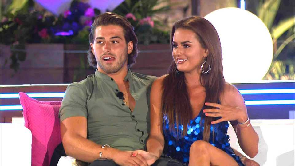 Love Island's Amber Davies On How Her Life And Relationship Changed After The Show