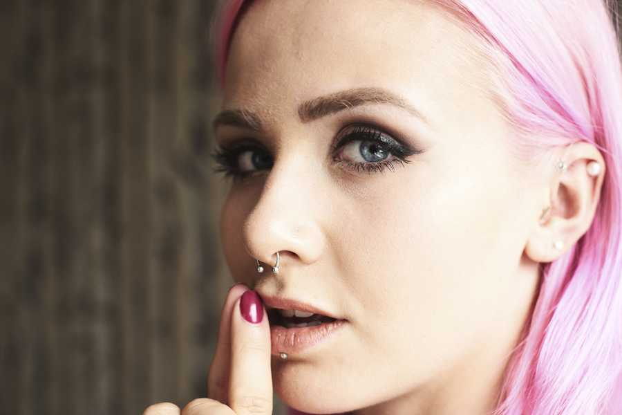 Nose Piercing Everything You Need To Know Grazia