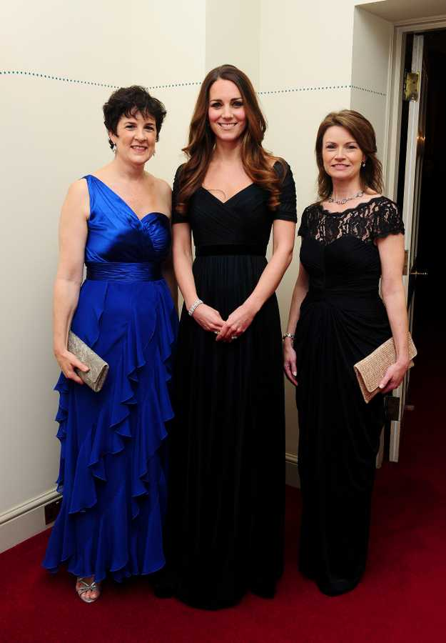 kate middleton bow shaped ring 100 Women In Hedge Funds Gala