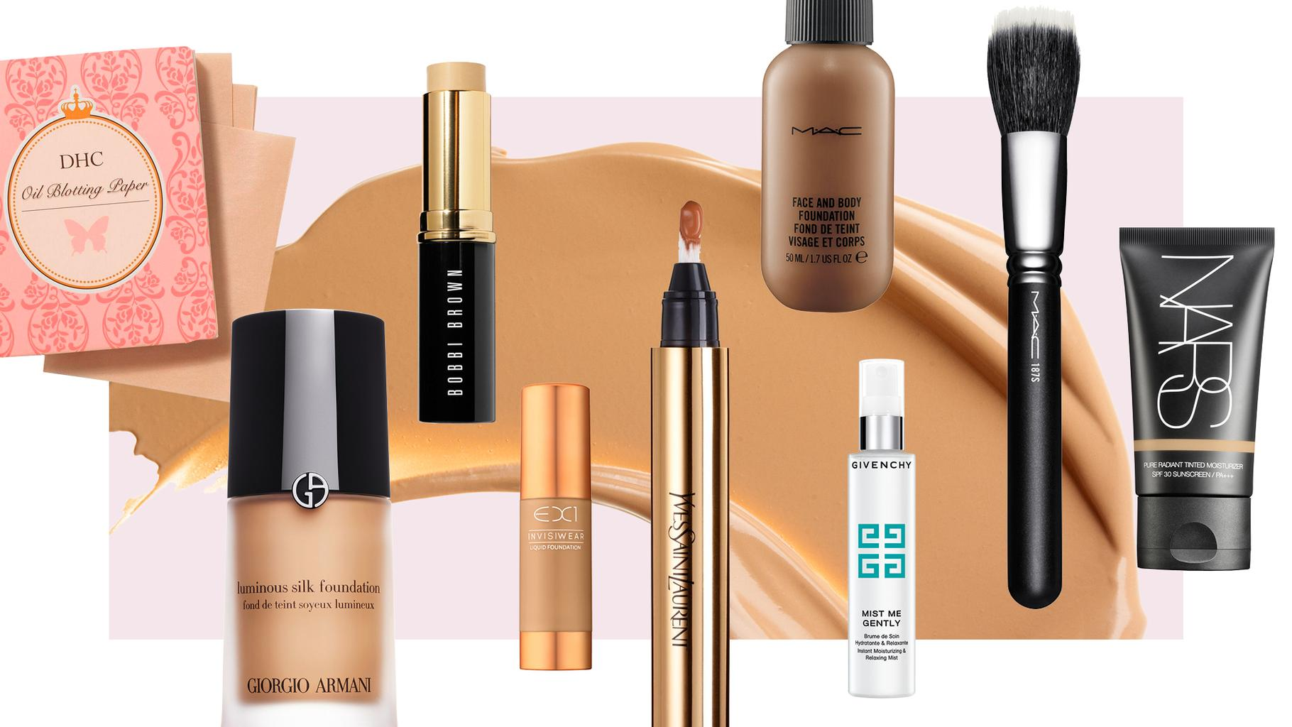 foundation that is good for your skin