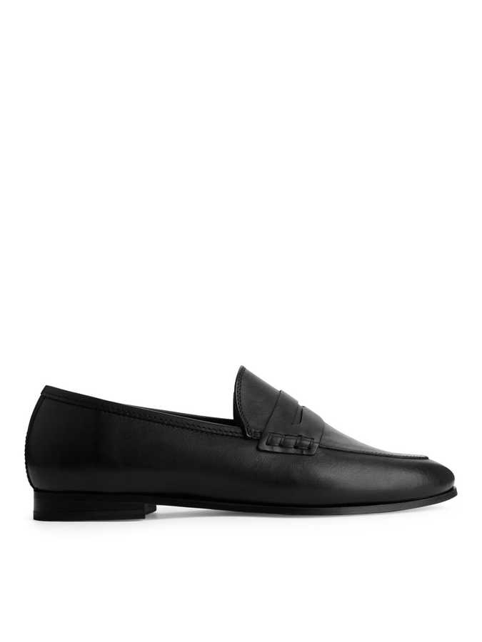 Arket, Leather Loafers, £125