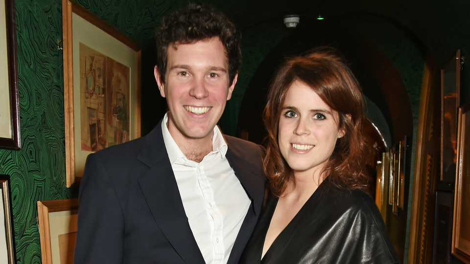 This Is What We Think Princess Eugenie And Jack Brooksbank Will Serve At Their Wedding
