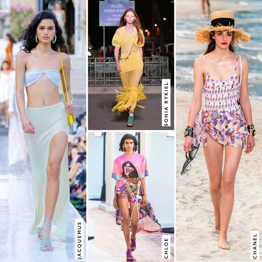 These Are The Only Spring Summer 2019 Trends You Need To Know Grazia