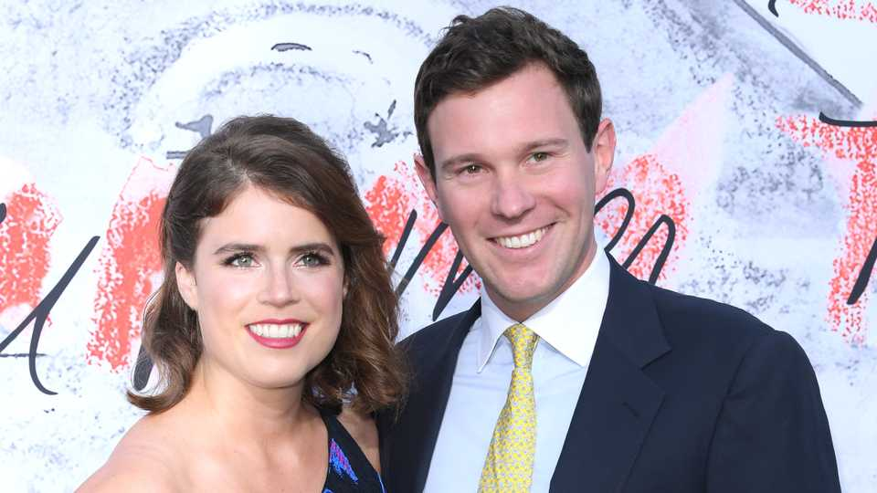 Eugenie And Jack's Royal Wedding Cake Will Hide A Sweet Tribute To The Couple