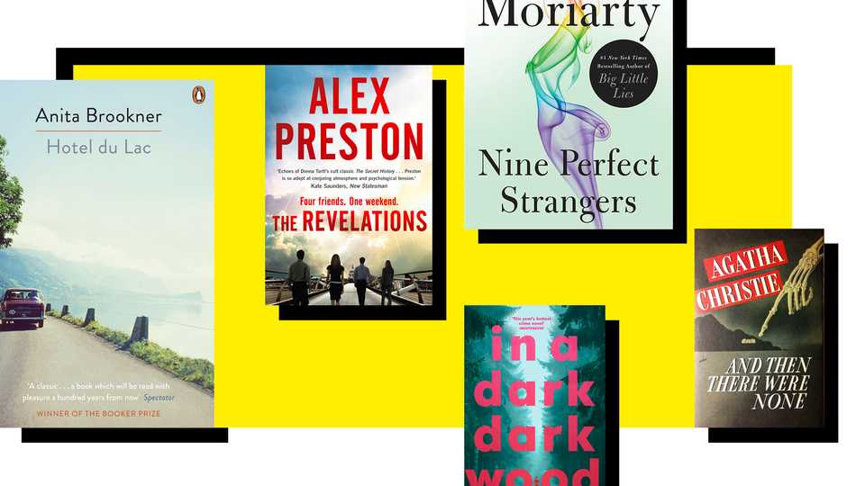 Nine Perfect Strangers And Other Books Set On Retreats