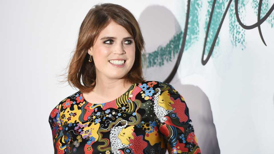 Princess Eugenie's Dress Rumoured To Show Off Scoliosis Surgery Scars