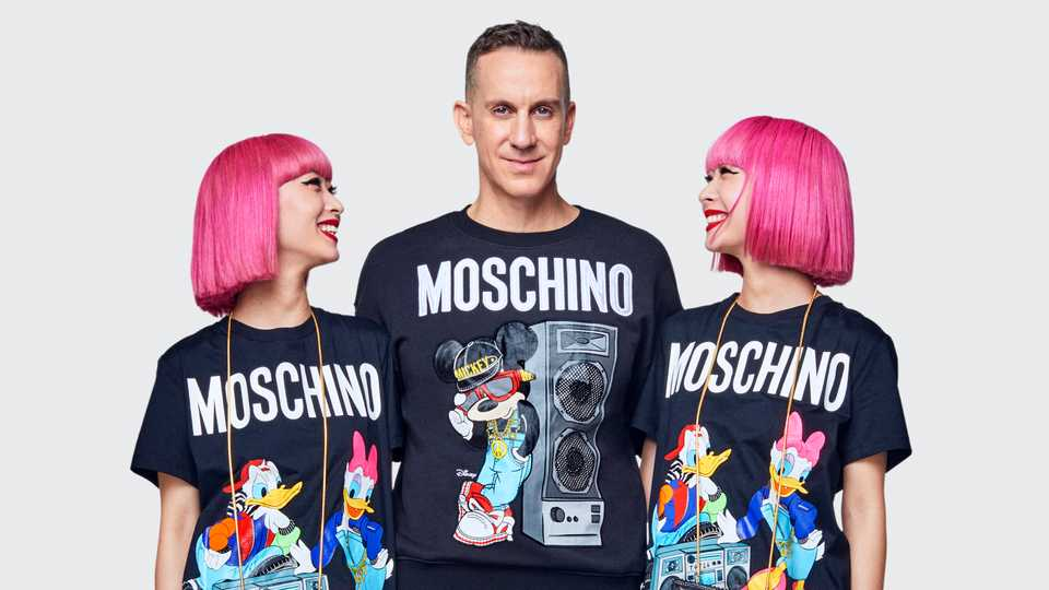 a213ce7b35 Every Piece From The Moschino  TV  H M Connection