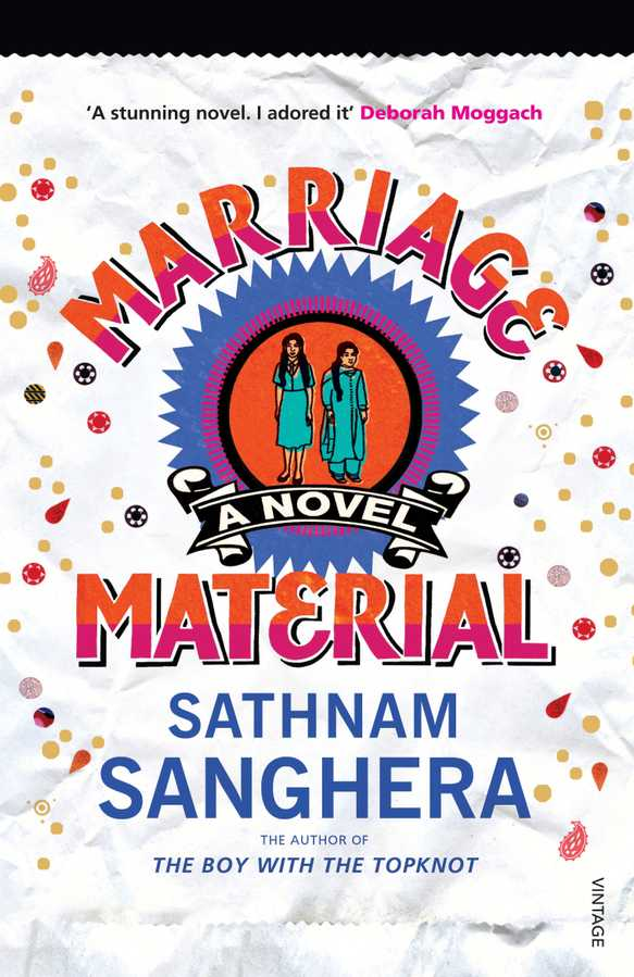 Marriage Material - Sathnam Sanghera (Penguin)