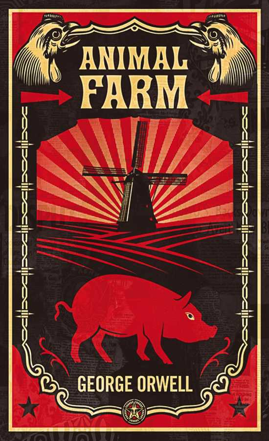 Animal Farm: A Fairy Story - George Orwell (Penguin Modern Classics)
