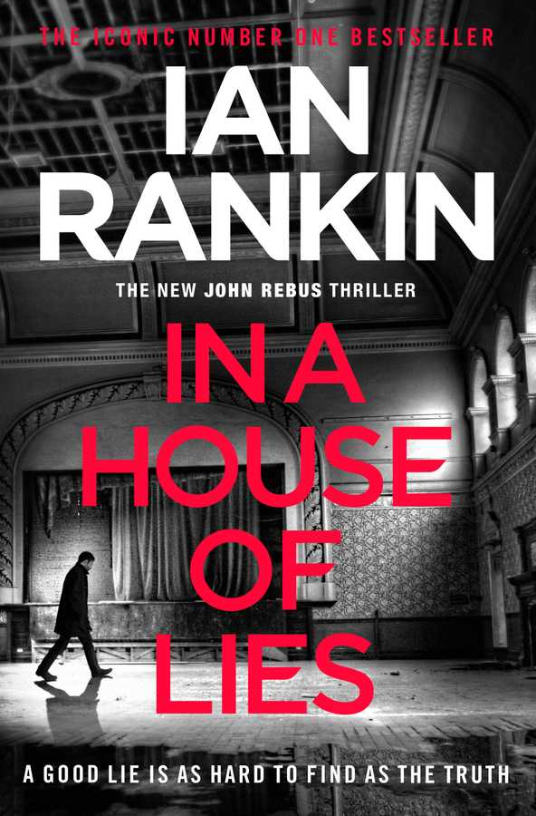 In A House of Lies - Ian Rankin (Orion)