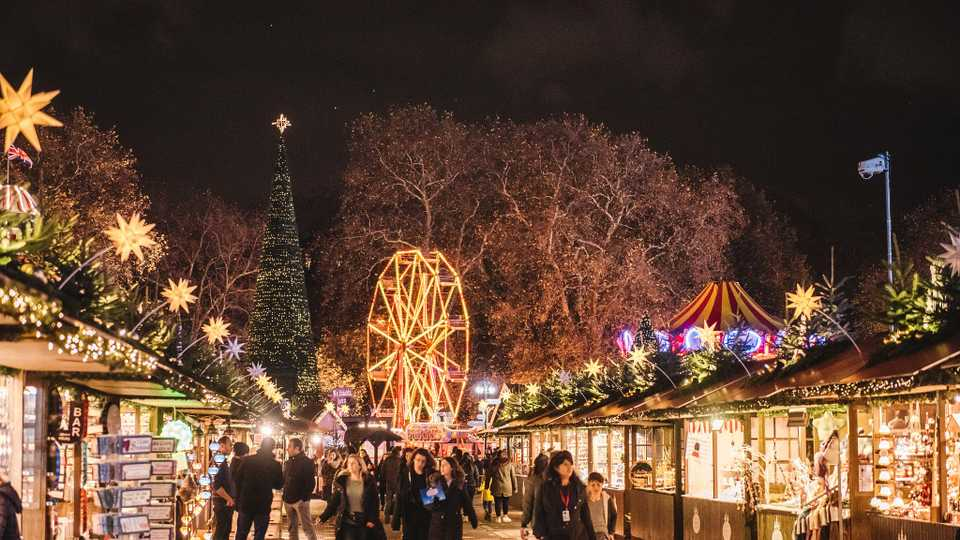 The Grazia Girl's Guide To: The Best Christmas Markets In London