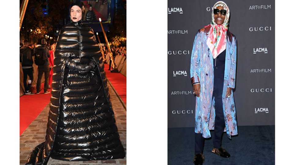Men Have Been Taking A Lot Of Style Risks On The Red Carpet This Week